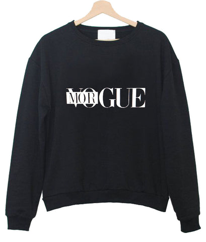 mor Vogue Sweatshirt