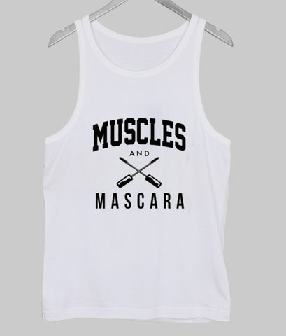 muscles Tank Top