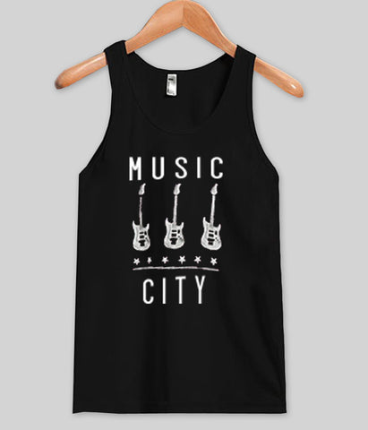 music city Tank top