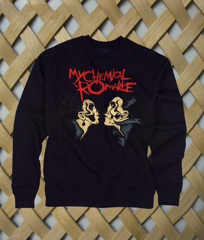 My Chemical Romance Album Sweatshirt