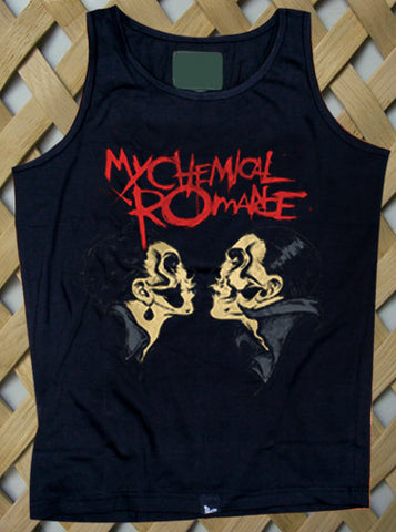 My Chemical Romance Album Tanktop