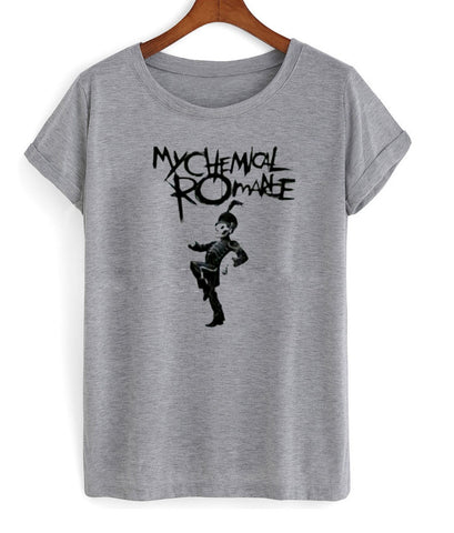 my chemical romance tshirt