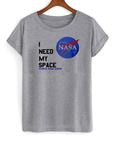 nasa i need my space tshirt