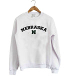 nebraska sweatshirt