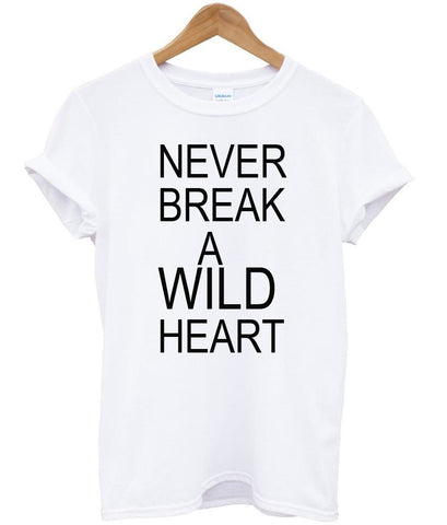 never break tshirt