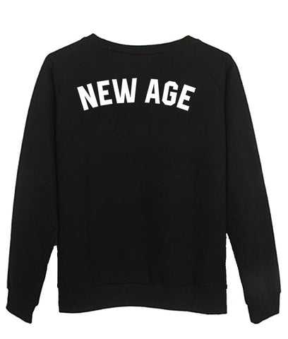 new age back sweatshirt