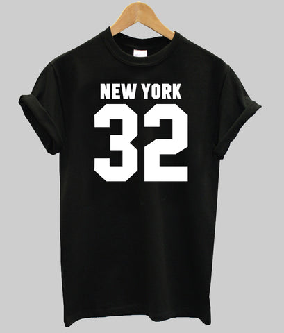 new york 32 tshirt