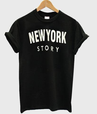 new york story T shirt