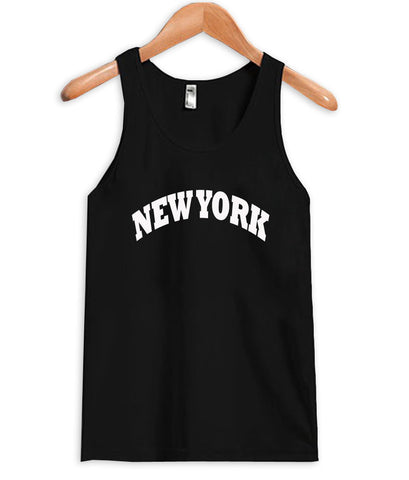 new york tanktop