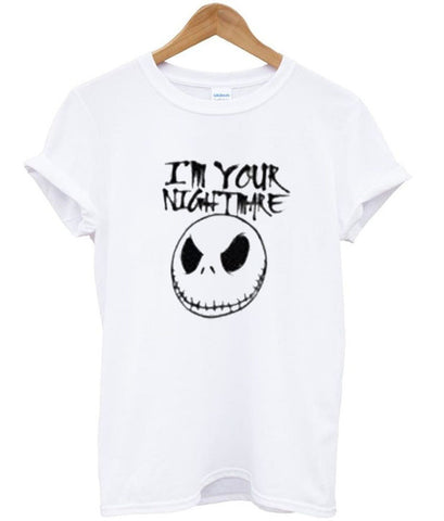 nightmare shirt