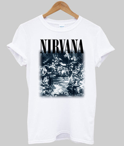 nirvana mtv unplugged shirt 2