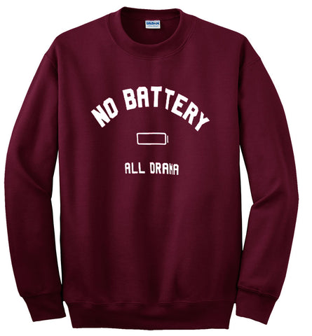 no battery all drama switer