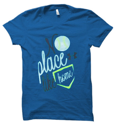 no place like home T shirt