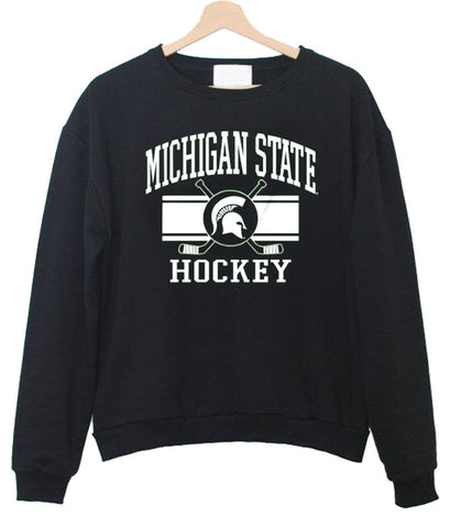 michigan state hockey sweatshirt