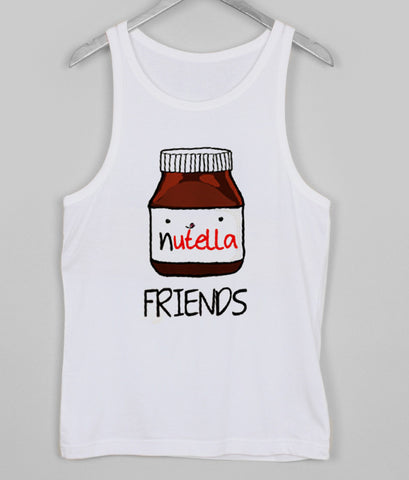 nutella friends Tank top