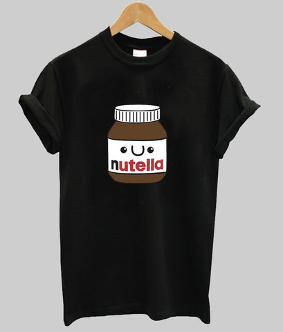 nutella reloaded T shirt