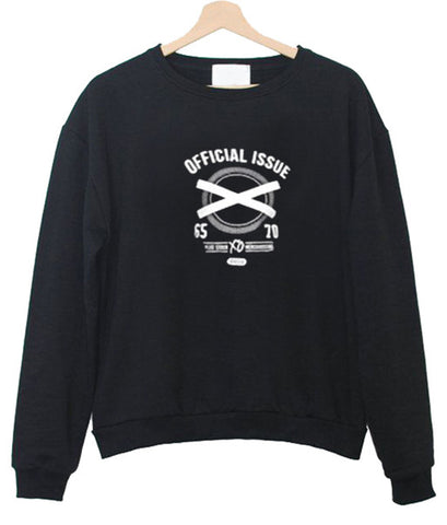 official issue sweatshirt
