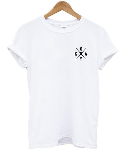 okay logo T Shirt