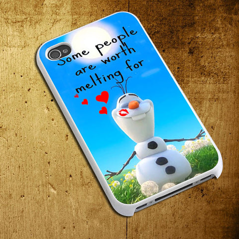olaf in summer Phone case iPhone case Samsung Galaxy Case