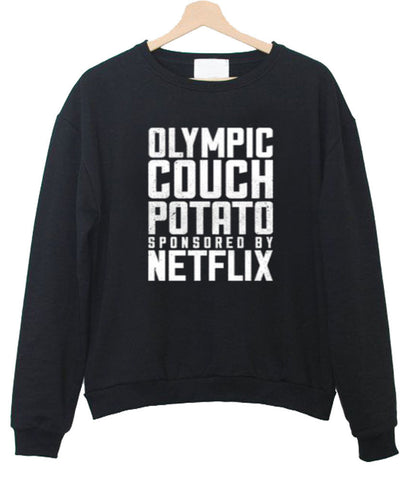 olympic couch sweatshirt