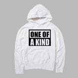 one of kind hoodie