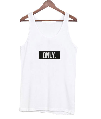 only, tanktop
