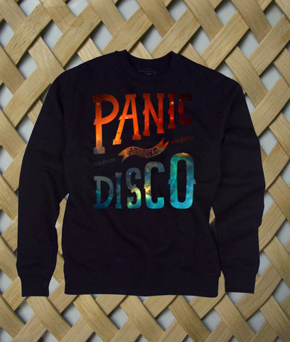 Panic at The Disco Galaxy Sweatshirt