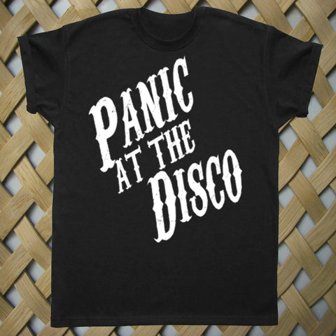 Panic at The Disco Logo of 1.T shirt