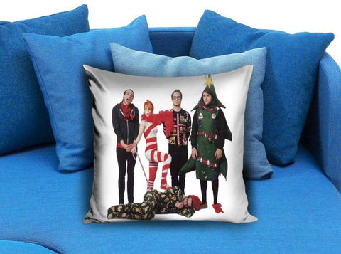 Paramore christmas Pillow case