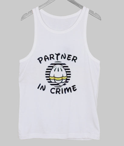 partner in crime1 tanktop