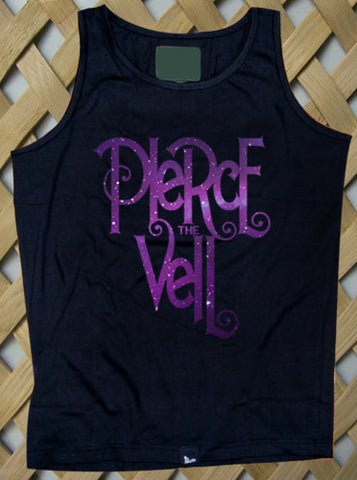 Pierce The Veil Galaxy Tanktop