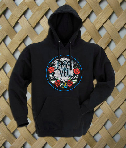 Pierce the Veil Rose Hoodie