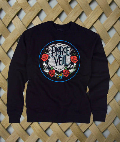 Pierce the Veil Rose Sweatshirt