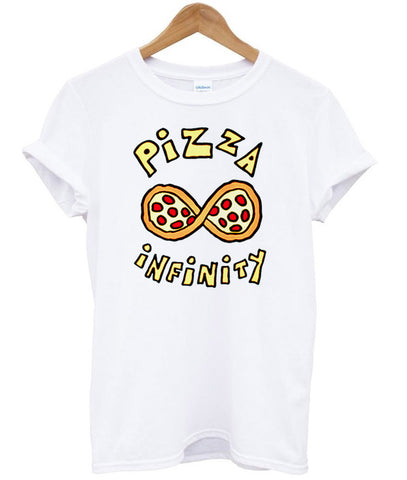 pizza infinity T shirt