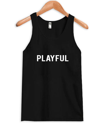 playful tanktop
