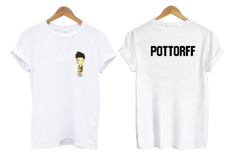 pottorff tshirt two side