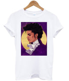 prince illustration tshirt