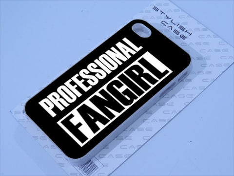 professional fan girl Phone case iPhone case Samsung Galaxy Case