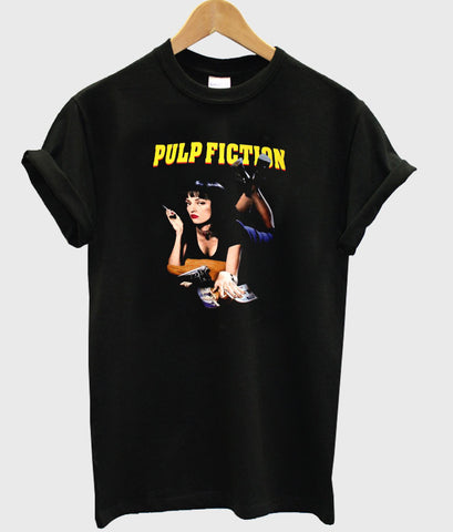pulp fiction movie tshirt