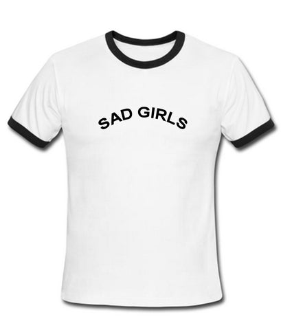 sad girls T shirt