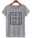 saturdays T shirt