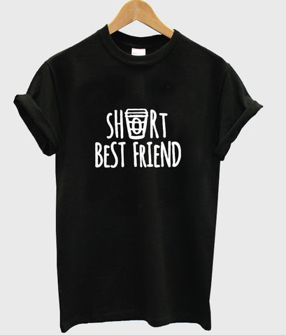 short bestfriend T shirt