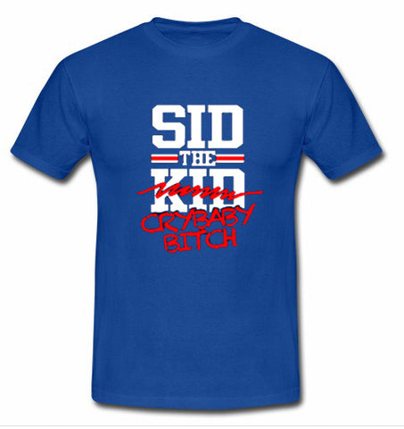 sid the kid t shirt