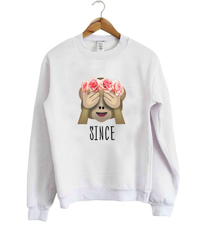 since sweatshirt