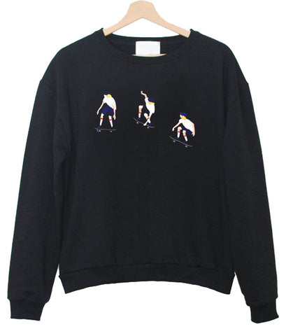 skateboard sweatshirt