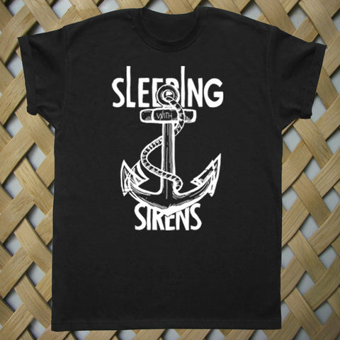 Sleeping With Sirens Logo Anchor of 1.T shirt