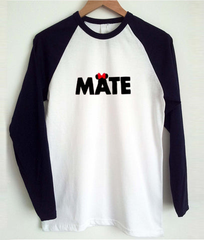 soul mate couple long sleeve