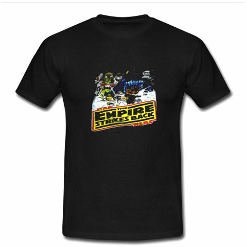 star the empire tshirt