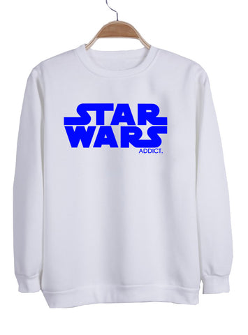 star wars addict sweatshirt