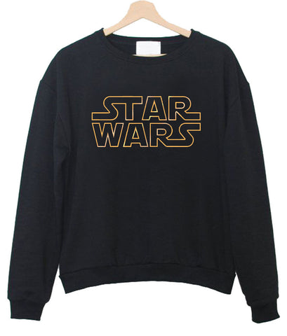 star wars black sweatshirt